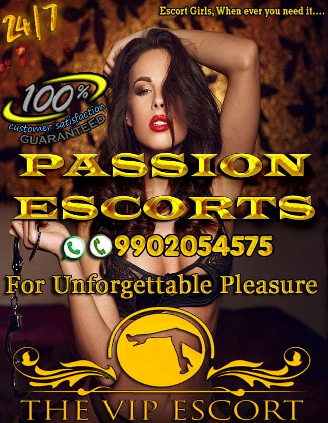 Escort service in Bangalore