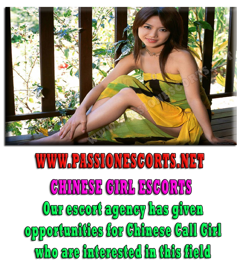 Chinese call girls escorts in Bangalore
