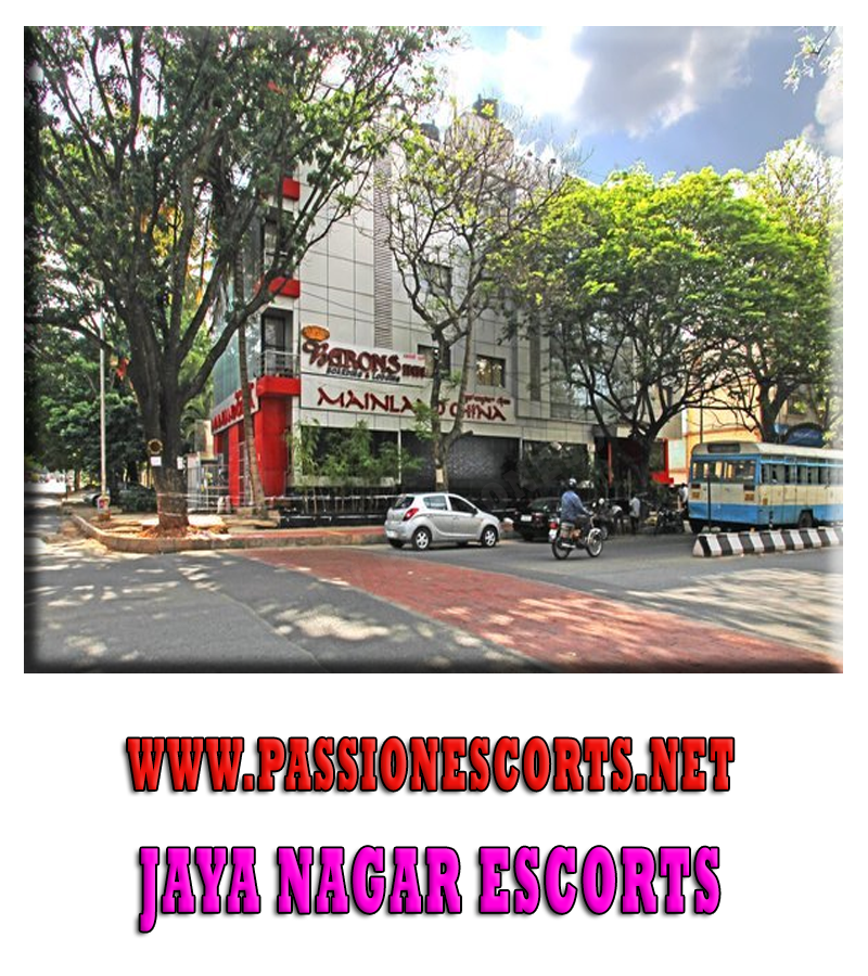 escort service in Jaya Nagar Bangalore