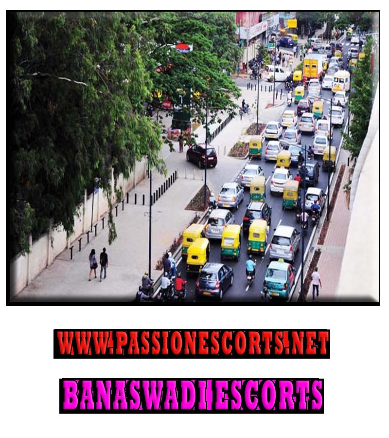 escort service in Banaswadi Bangalore