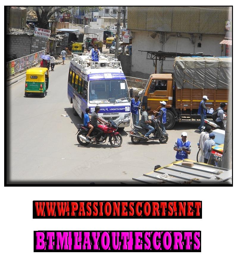 escort service in BTM Layout Bangalore