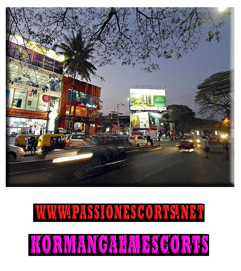 escort service in Koramangala Bangalore